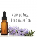 Agua de Roca - Rock Water 10 ml