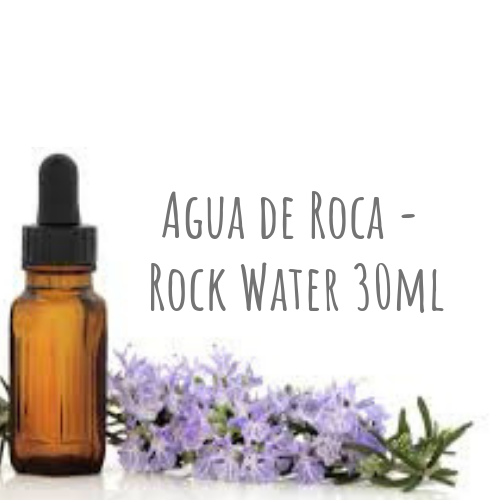 Agua de Roca - Rock Water 30 ml