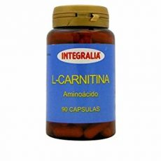 L-Carnitina – Aminoácido – Integralia – 90 cápsulas