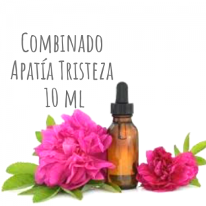 Apatía Tristeza - Combinado 10ml