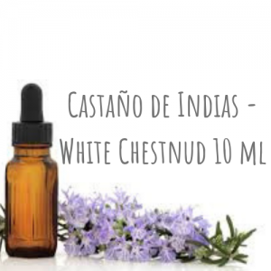 Castaño de Indias - White Chestnud 10ml