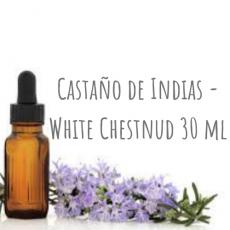 Castaño de Indias - White Chestnud 30ml
