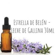 Estrella de Belén - Leche de Gallina 30ml