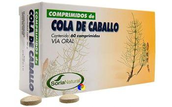 Ampliar Cola de Caballo Comprimidos - Soria Natural - 60 comprimidos