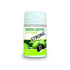 Green Coffee Strong - Café verde - Novity - 60 cápsulas