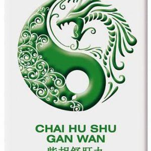 Chinasor 19 - CHAI HU SHU GAN WAN - Soria Natural - 30 comprimidos