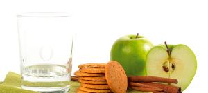 Galletas de manzana - Siken Diet - Método DietLine - 15 galletas