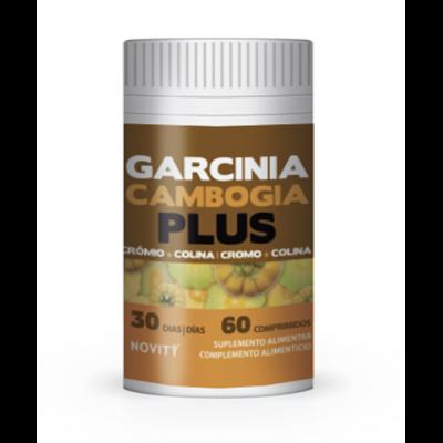 Garcinia Cambogia Plus - Apetito - Novity - 60 comprimidos