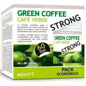 Green Coffee Strong Pack Económico