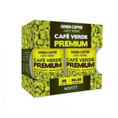 Café Verde Premium - Novity - 30 + 30 comprimidos