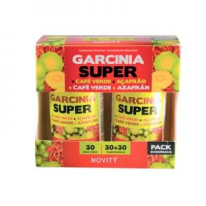 Garcinia Super Pack - Novity - 60 comprimidos