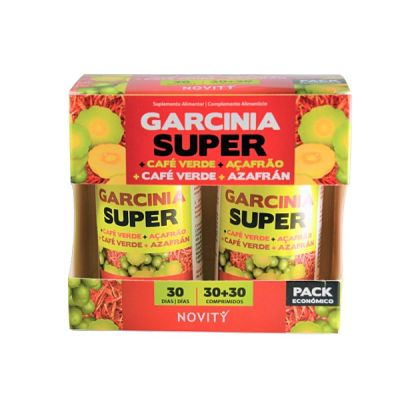 Garcinia Super Pack - Novity - 60 comprimidos