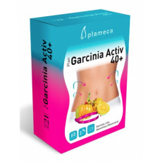 Plan Garcinia Activ 40+ - Plameca - 60 cápsulas