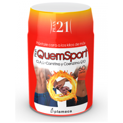 Plan QuemSport - Plan 21 - Plameca - 60 perlas