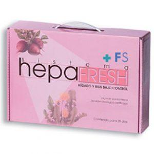 Hepafresh - Salus - contenido para 20 días