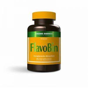 Flavobin - Isoflavonas - Enzime Sabinco - 30 cápsulas *