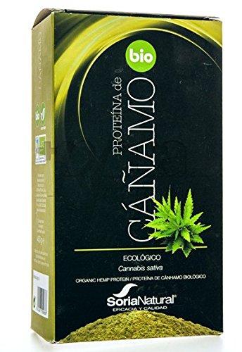 Proteína de Cáñamo - Soria Natural - 450 gramos