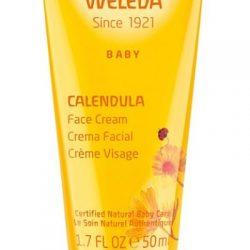Calendula Crema Facial Baby - Hidrata y protege - Weleda - 50 ml