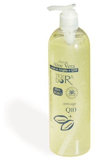 Gel Aloe Vera con Argán - Derbós - 500 ml