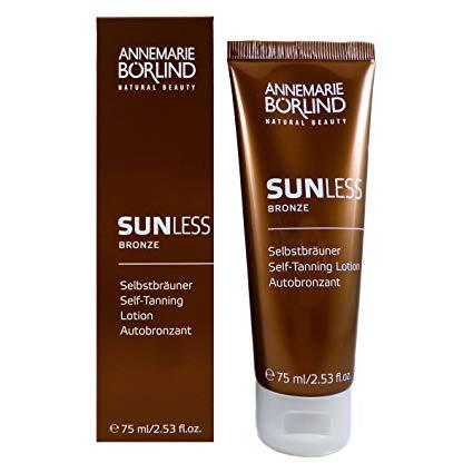 Sunless Bronze - Autobronceador - Anne Marie Börlind - 75 ml