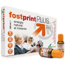 Fostprint Plus - Soria Natural - 20 ampollas