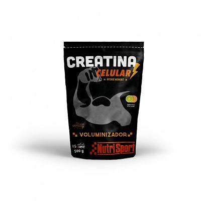 Creatina Celular Fresa - NutriSport - 500 gramos