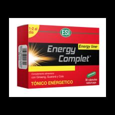 Energy Complet Control - Laboratorios Esi - 30 cápsulas