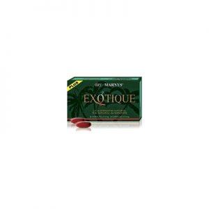 EXOTIQUE PLUS 60 cápsulas x 510 mg - Marnys