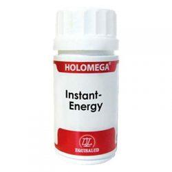 Holomega Instant Energy - Equisalud - 50 cápsulas