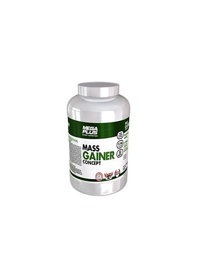 Mass Gainer Concept Chocolate - Mega Plus - 1,5 kg
