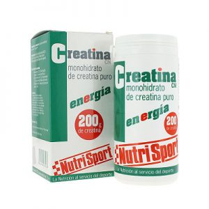 Creatina CN Monohidrato - NutriSport - 200 gramos