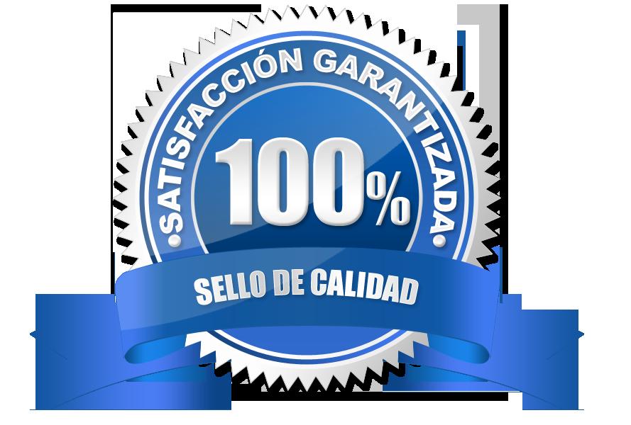 Garantía 100%